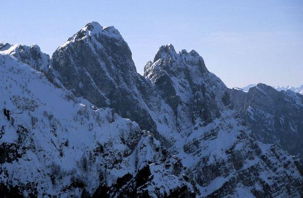 17 Sopra la val Vajont le ancora più selvatiche Cime di Pino