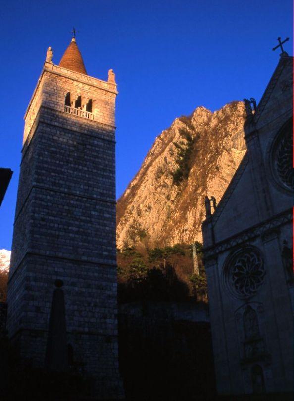 Il Glemine dal Duomo di Gemona